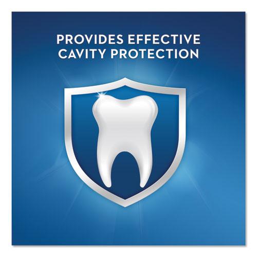 Crest Toothpaste  Personal Size  0 85oz Tube  240 Carton (PGC 30501)