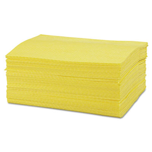 Chix Masslinn Dust Cloths  24 x 16  Yellow  400 Carton (CHI 0213)
