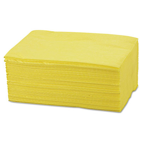 Chix Masslinn Dust Cloths  40 x 24  Yellow  250 Carton (CHI 0214)