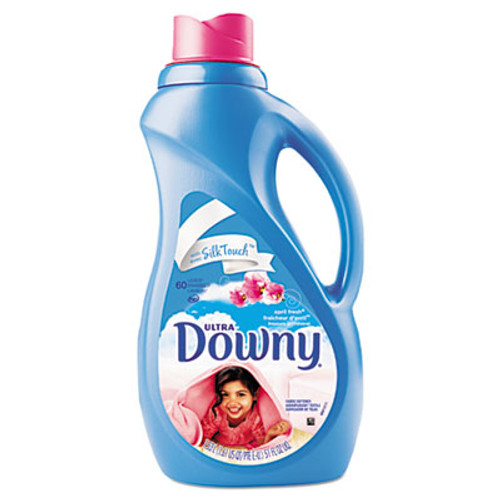 Downy Liquid Fabric Softener  Concentrated  April Fresh  51oz Bottle  8 Carton (PGC 35762)