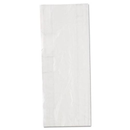 Inteplast Group Get Reddi Food & Poly Bag, 6 x 3 x 15, 3.5qt, .68mil, Clear, 1000/Carton (IBS PB060315)