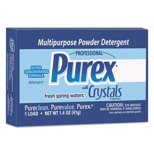Purex Ultra Concentrated Powder Detergent  1 4 oz Box  Vend Pack  156 Carton (DIA 10245)