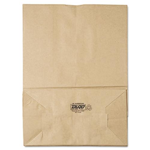General Grocery Paper Bags  75 lbs Capacity  1 6 BBL  12 w x 7 d x 17 h  Kraft  400 Bags (BAG SK1675)