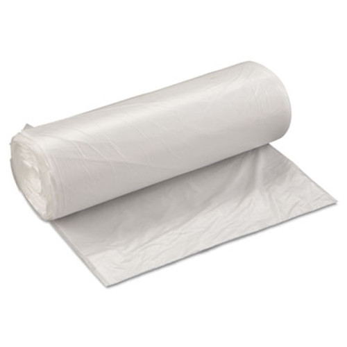 Inteplast Group High-Density Commercial Can Liners Value Pack  60 gal  19 microns  38  x 58   Clear  150 Carton (IBS VALH3860N22)