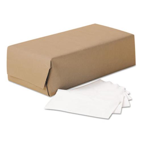 Scott 1 8-Fold Dinner Napkins  2-Ply  17 x 14 63 100  White  250 Pack  12 Packs Carton (KCC 98200)
