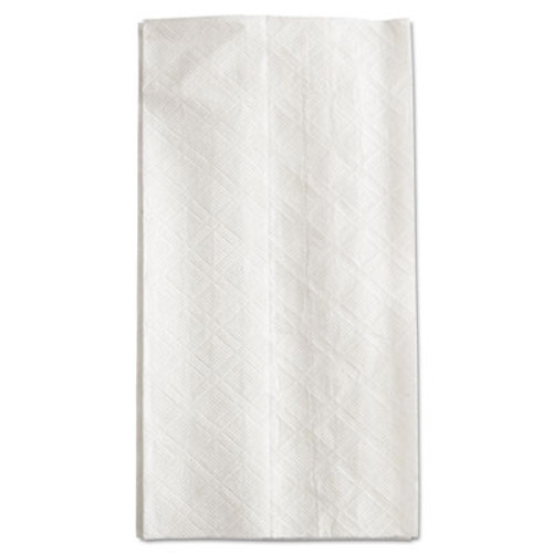 Scott Tall-Fold Dispenser Napkins  1-Ply  7 x 13 5  White  500 Pack  20 Packs Carton (KCC 98710)