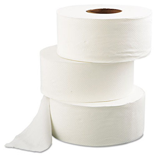 Morcon Tissue Jumbo Bath Tissue  Septic Safe  2-Ply  White  700 ft  12 Rolls Carton (MOR 29)