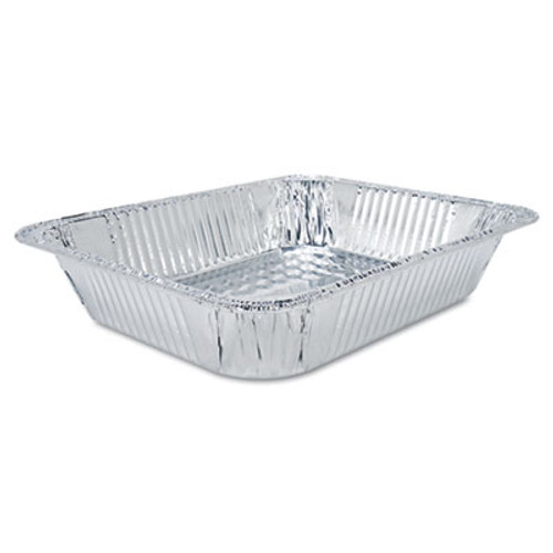 Boardwalk Full Size Aluminum Steam Table Pan  Deep  50 Carton (BWK STEAMFLDP)