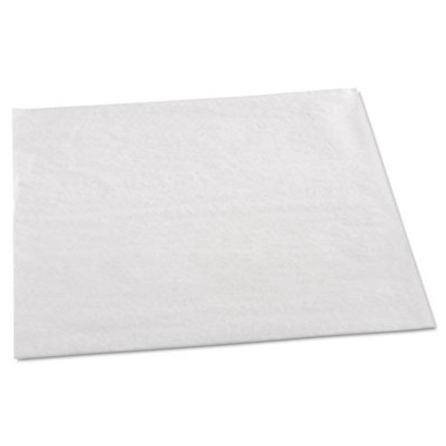 Marcal Deli Wrap Dry Waxed Paper Flat Sheets  15 x 15  White  1000 Pack  3 Packs Carton (MCD 8223)