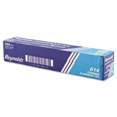Reynolds Wrap Standard Aluminum Foil Roll  18  x 500 ft  Silver (REY 614)