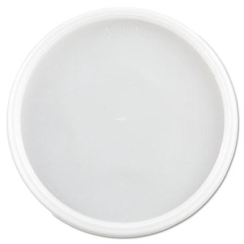 Dart Plastic Lids, Fits 24-32oz Cups, Translucent, 500/Carton (DCC 48JL)
