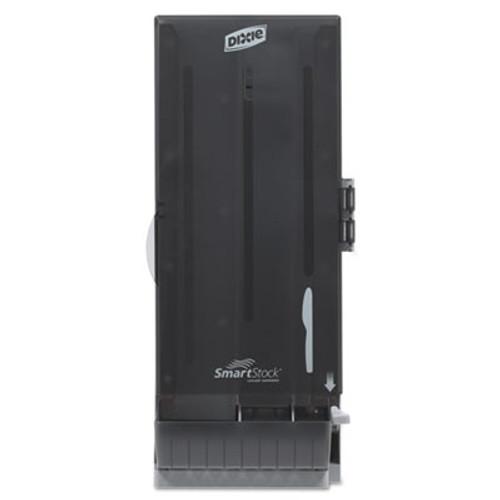 Dixie SmartStock Utensil Dispenser  Knife  10  x 8 75  x 24 5   Translucent Gray (DIX SSKD120)