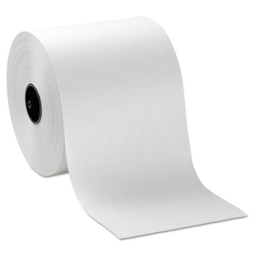 Georgia Pacific Professional Hardwound Roll Paper Towels  7  x 1000ft  White  6 Rolls Carton (GPC 269-10)