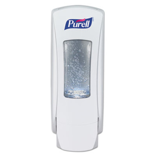 PURELL ADX-12 Dispenser  1200 mL  4 5  x 4  x 11 25   White (GOJ 8820-06)