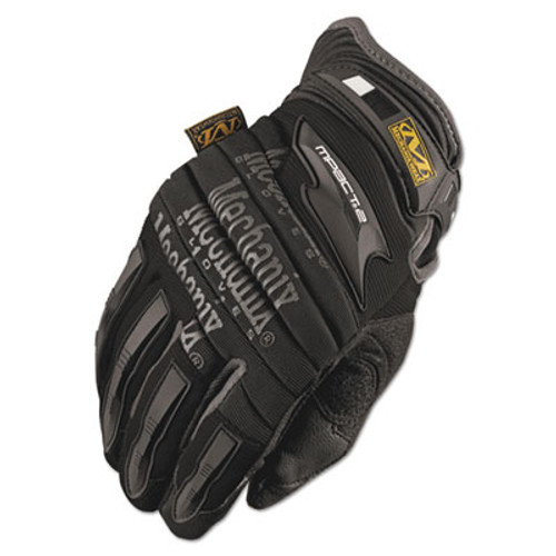 Mechanix Wear M-Pact 2 Gloves  Black  Large (MNX MP2-05-010)
