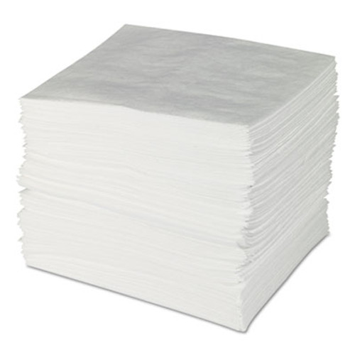 SPC ENV MAXX Enhanced Oil Sorbent Pads   24gal  15w x 19l  White  100 Bundle (SBD ENV300)