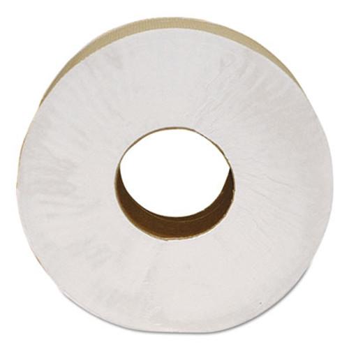 "Morcon Paper Morsoft Millennium Jumbo Bath Tissue, 2-Ply, White, 9"" Dia., 12/Carton (MOR 129X)"