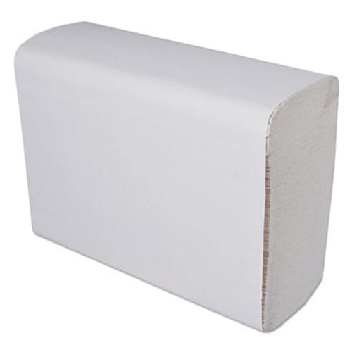 GEN Multi-Fold Paper Towels  1-Ply  White  9 1 4 x 9 1 4  250 Towels Pack  16 Packs Carton (GEN 1940)
