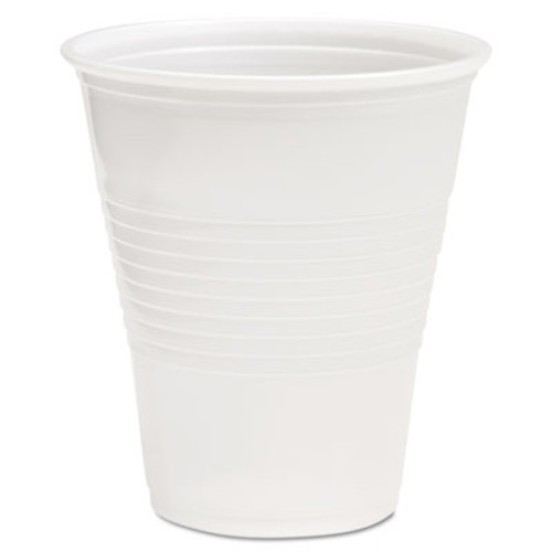 Boardwalk Translucent Plastic Cold Cups, 14oz, 50/Bag, 20 Bags/Carton (BWK TRANSCUP14)