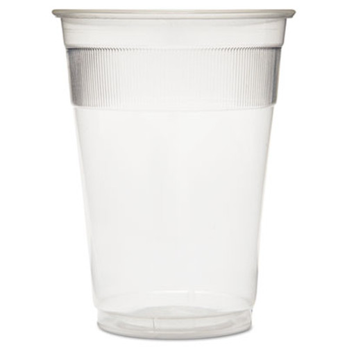 GEN Individually Wrapped Plastic Cups, 9oz, Clear, 1000/Carton (GEN WRAPCUP)