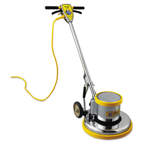 "Mercury Floor Machines PRO-175-17 Floor Machine, 1.5 HP, 175 RPM, 16"" Brush Diameter (MFM PRO-17)"