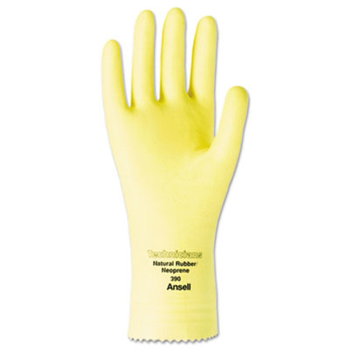 AnsellPro Technicians Latex Neoprene Blend Gloves  Size 7  12 Pairs (ANS3907)