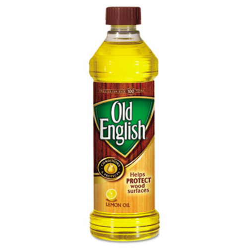 OLD ENGLISH Furniture Polish, Lemon Oil, 16oz Bottle (REC 75143)