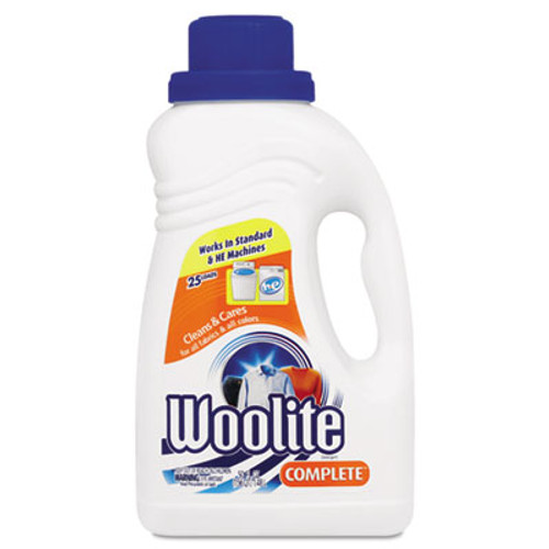 WOOLITE Everyday Laundry Detergent, 50oz Bottle (REC 77940)