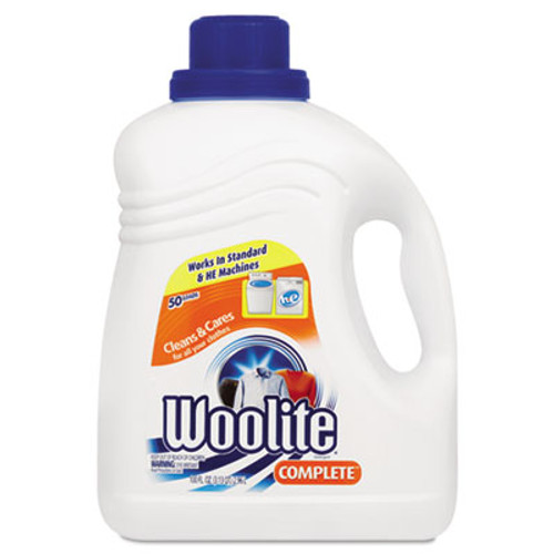 WOOLITE Gentle Cycle Laundry Detergent  Light Floral  100 oz Bottle (REC 83134)