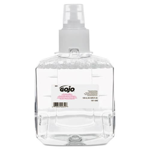 GOJO Clear & Mild Foam Handwash Refill, Fragrance-Free, 1200mL Refill, 2/Carton (GOJ 1911-02)