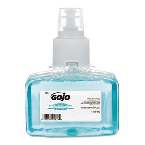 GOJO Pomeberry Foam Hand Wash  700 mL Refill  Pomegranate Scent (GOJ 1316-03)