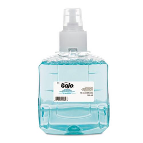 GOJO Pomeberry Foam Handwash Refill, Pomegranate, 1200mL Refill, 2/Carton (GOJ 1916-02)