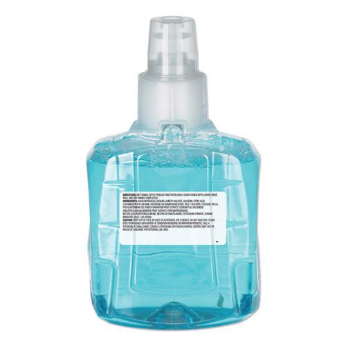 GOJO Pomeberry Foam Handwash Refill  Pomegranate  1200 mL Refill  2 Carton (GOJ 1916-02)