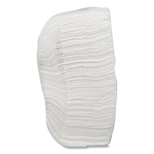 Morcon Tissue Morsoft Dispenser Napkins  1-Ply  11 5 x 13  White  250 Pack  24 Packs Carton (MOR D213)