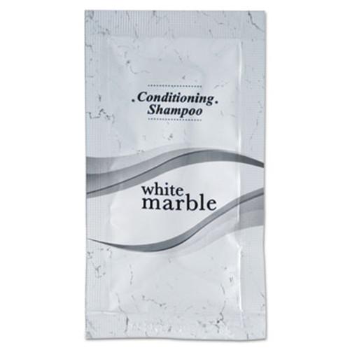 Breck Shampoo Conditioner  Clean Scent  0 25 oz Packet  500 Carton (DIA 20817)