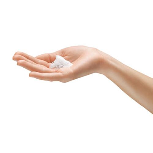 GOJO Green Certified Clear and Mild Foam Hand Wash  1250 mL  Fragrance Free  Clear (GOJ 8811-03)