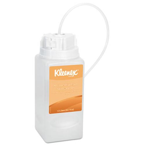 Scott Control Antimicrobial Foam Skin Cleanser   Unscented  1500mL Refill  2 Carton (KCC 11279)