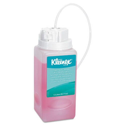 Scott Pro Foam Skin Cleanser with Moisturizers  Citrus Scent  1 5 L Refill  2 Carton (KCC 11280)