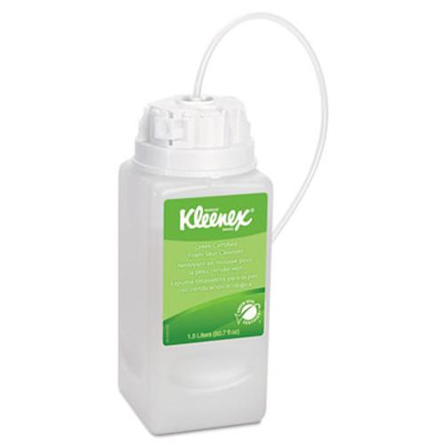 Scott Essential Green Certified Foam Skin Cleanser  1500 mL Refill  2 Carton (KCC 11285)