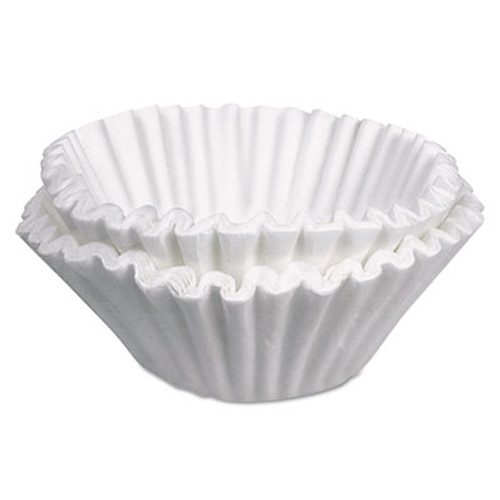 BUNN Commercial Coffee Filters  10 Gallon Urn Style  250 Pack (BNN 23X9)