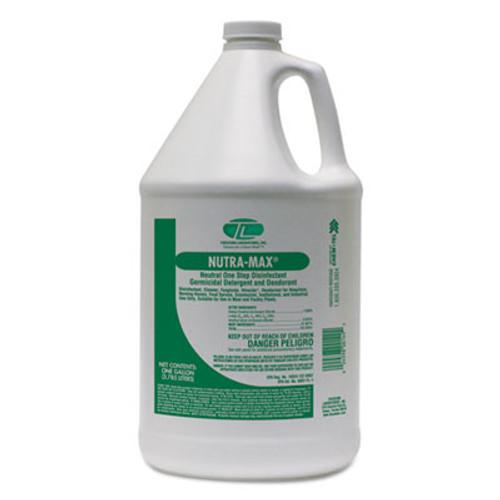 Theochem Laboratories NUTRA-MAX Disinfectant Cleaner Deodorizer  1gal Bottle  4 Carton (TOL 100337)