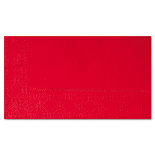 Hoffmaster Dinner Napkins  2-Ply  15 x 17  Red  1000 Carton (HFM 180511)