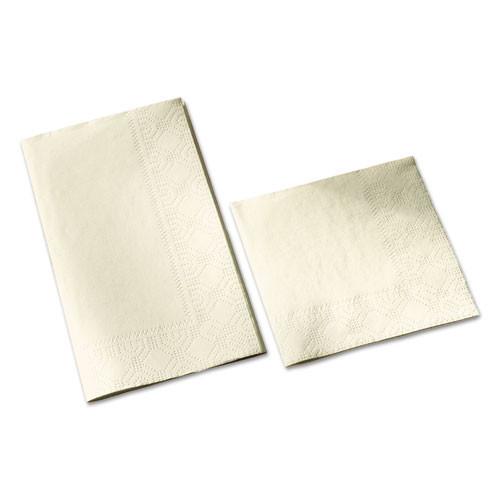 Hoffmaster Dinner Napkins  2-Ply  15 x 17  White  1000 Carton (HFM 180500)
