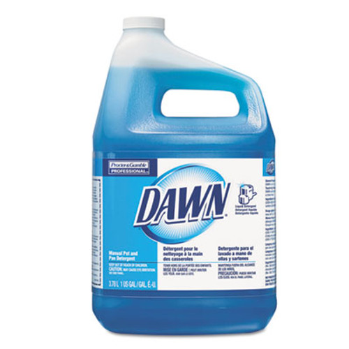 Dawn Professional Manual Pot Pan Dish Detergent  Original  4 Carton (PGC 57445)