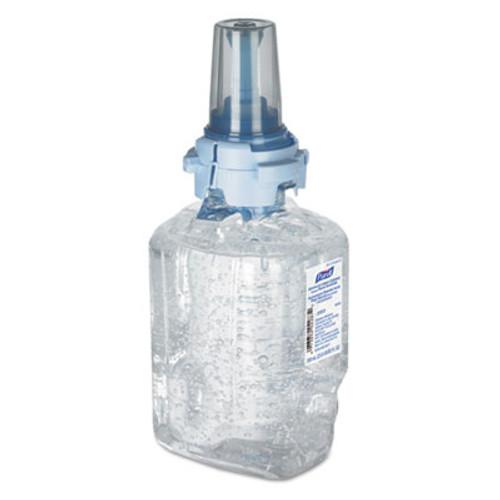 PURELL Advanced Hand Sanitizer Green Certified Gel Refill  700 ml  Fragrance Free  4 Carton (GOJ 8703-04)