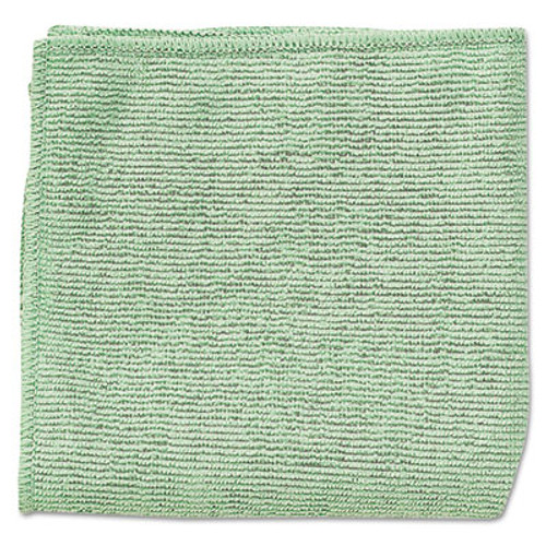 Rubbermaid Commercial Microfiber Cleaning Cloths, 16 X 16, Blue, 24/Pack (RCP 1820583)