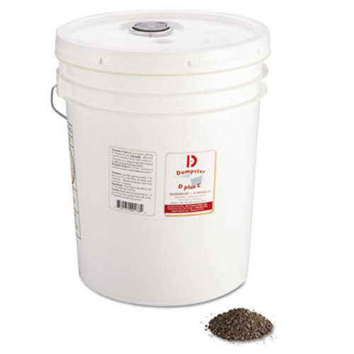 Big D Industries Dumpster D Plus C  Neutral  25 lb  Bucket (BGD 178)