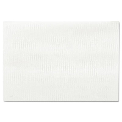 Chix Masslinn Shop Towels  12 x 17  White  100 Pack  12 Packs Carton (CHI 0930)
