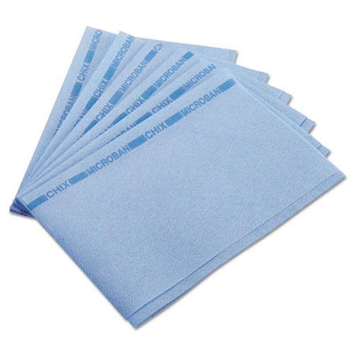 Chix Food Service Towels  13 x 21  Blue  150 Carton (CHI 8253)