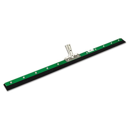 Unger Aquadozer Heavy Duty Floor Squeegee, 36 Inch Blade, Green/Black Rubber, Straight (UNG FP90)